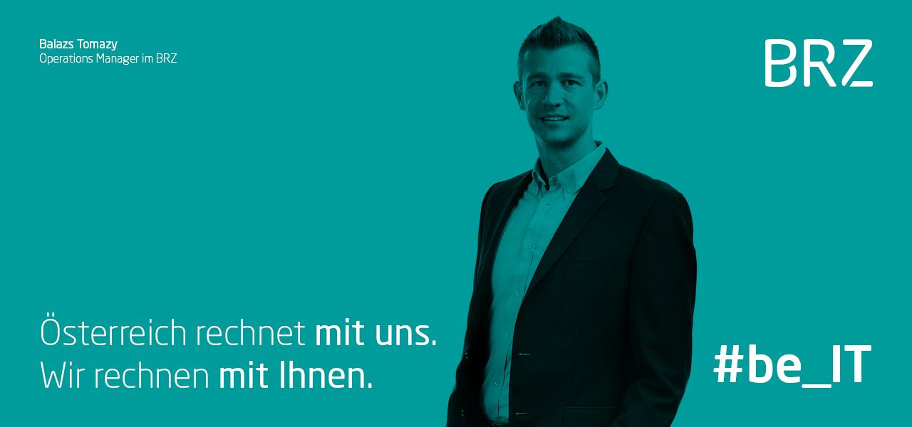 Kopfgrafik - Österreich rechnet mit uns. Wir rechnen mit Ihnen.